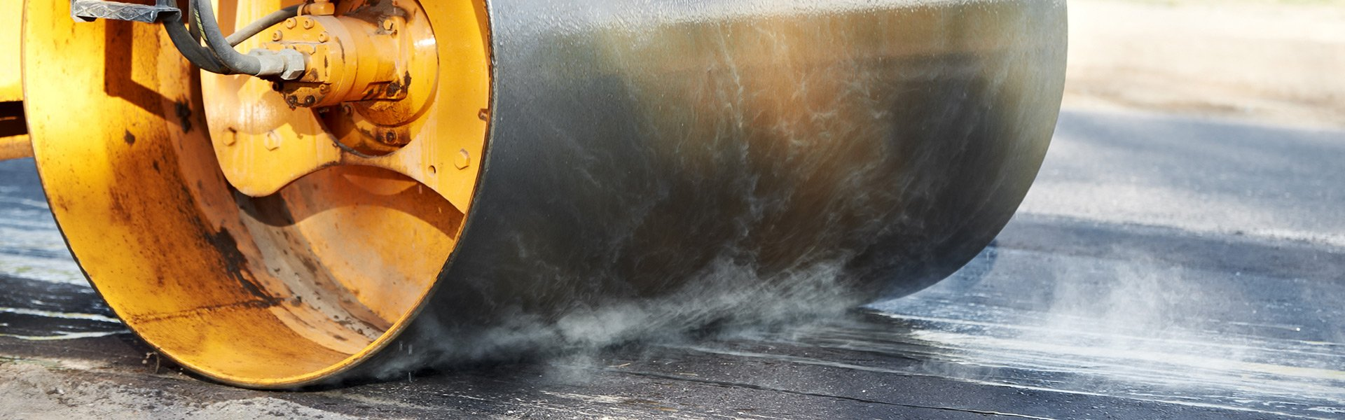 Paving professionals experience