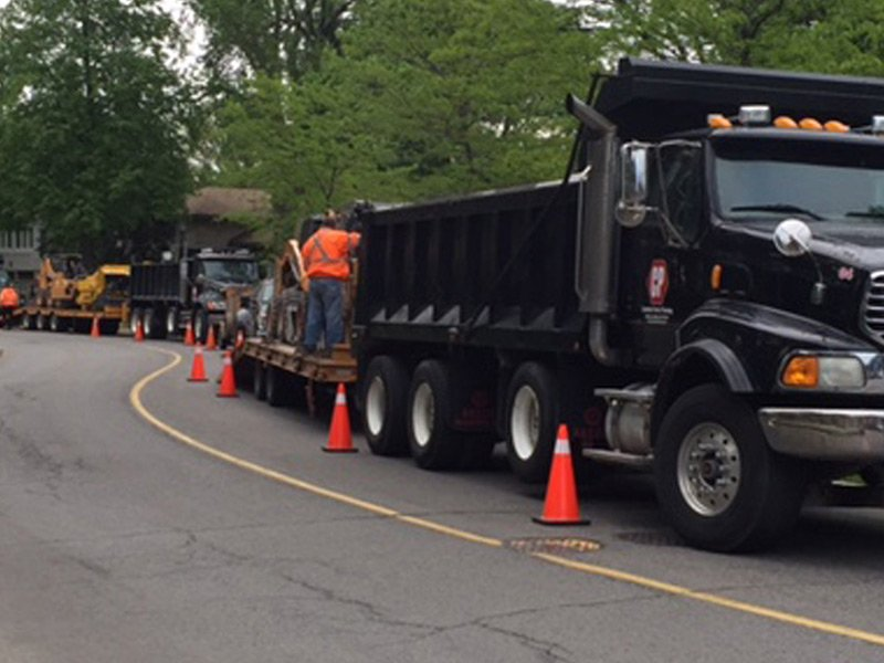 Ontario roadwork services