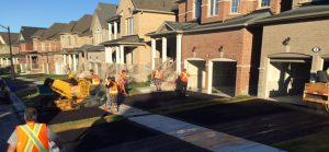Private home paving company Ontario